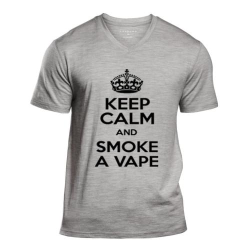 [OEM] Vapor T-shirt in V-neck