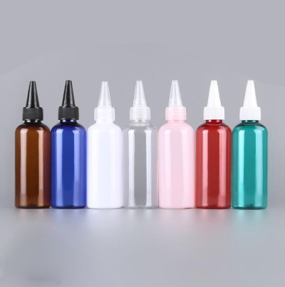 Pointed Mouth Juice Bottle 100ml