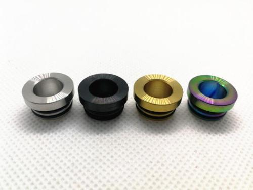 Stainless 810 to 510 Drip Tip Adpater Type B