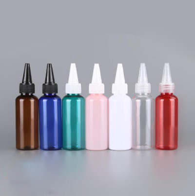 Pointed Mouth Juice Bottle 60ml