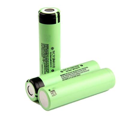 Panasonic NCR18650B 3400mAh 3.7V Battery (Order Separately)