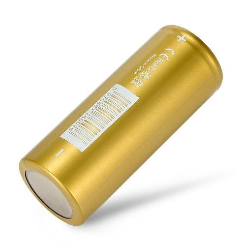 Golisi S43 4300mAh 35A CDC High-drain IMR 26650 Li-ion Battery (Order Separately)