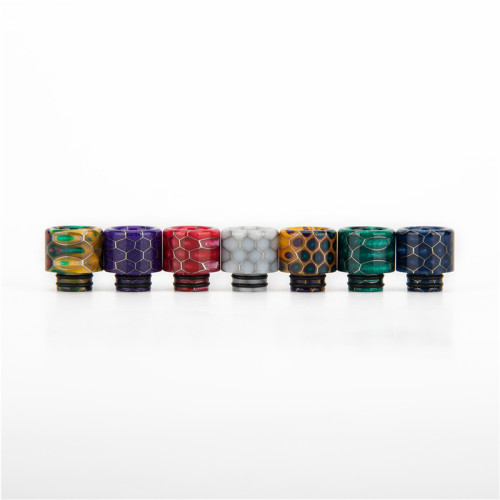 Premium 510 Resin Snake Skin Drip Tip