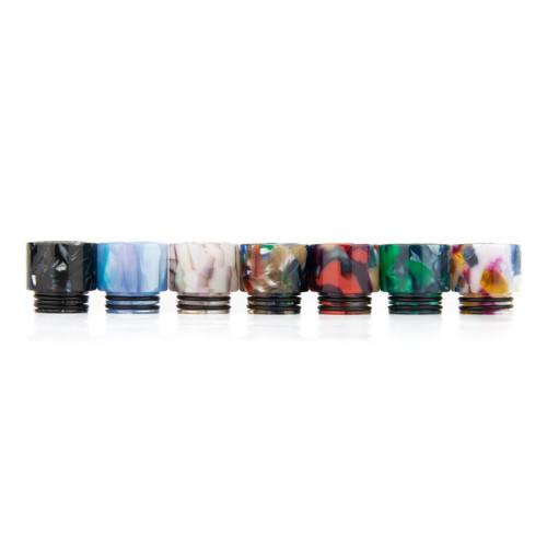 Premium 810 Resin Drip Tips