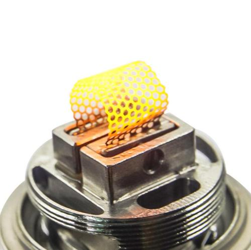 Prebuilt SS316L Mesh Wire 10pcs
