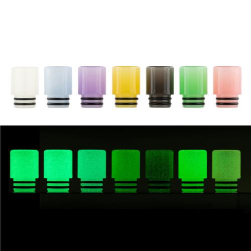510 Luminous Resin Drip Tips - AS229