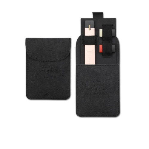 Portable PU Pocket Case for Myle & JUUL