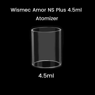 Wismec Amor NS Plus 4.5ml Atomizer Glass Tube