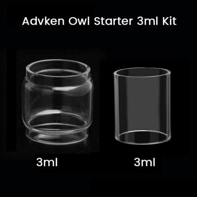 Advken Owl Starter 3ml Kit Glass Tube