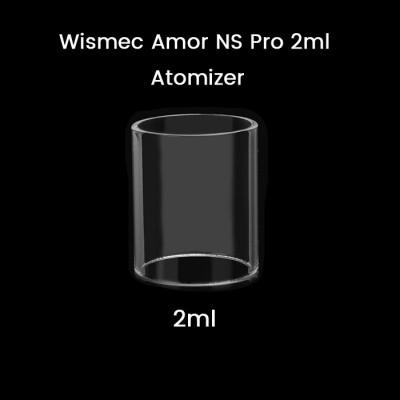 Wismec Amor NS Pro 2ml Atomizer Glass Tube