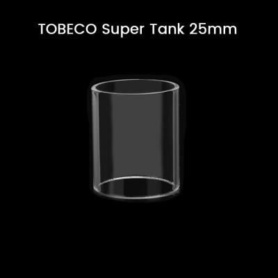 TOBECO Super Tank 25mm Glass Tube