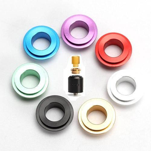 Aluminum 810 to 510 Drip Tips adapter