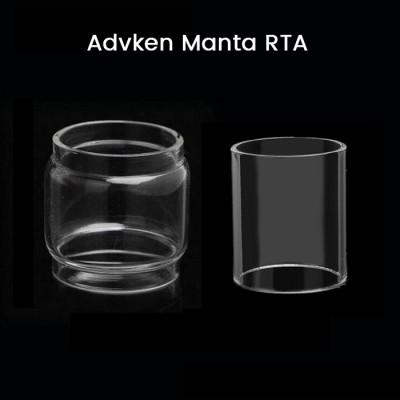 Advken Manta RTA Glass Tube