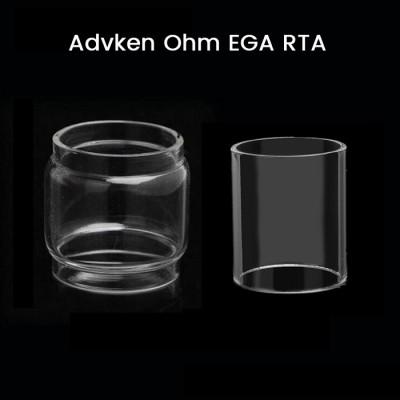 Advken Ohm EGA RTA Glass Tube