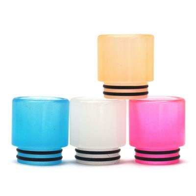 810 Luminous Resin Pure Color Drip Tip