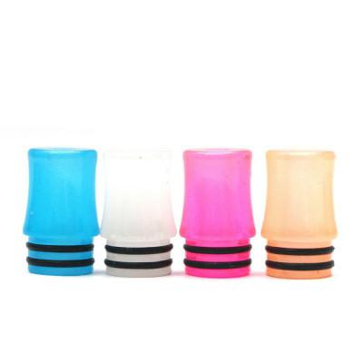 510 Luminous Resin Pure Color Drip Tip