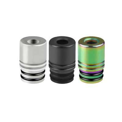 510 Stainless MTL Drip Tips