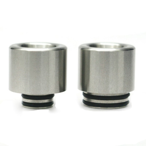 Stainless 810 and 510 Anti-Spill exchangable drip tips