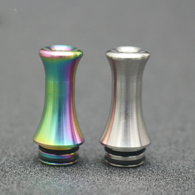 510 Long Style Stainless Anti-Scald Drip Tips