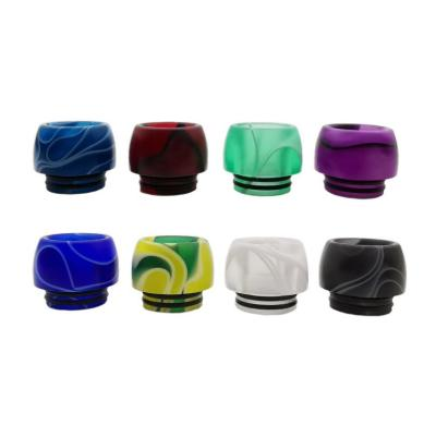 810 Resin Wide Bore Drip Tip