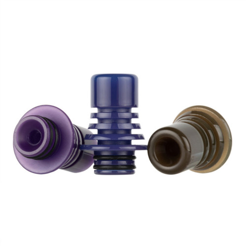 510 Color changing Resin Drip Tips