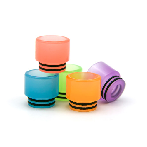 Horizontech Falcon King Luminous Resin Tube and Drip Tip Set