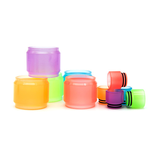 Smok TFV12 Prince Luminous Resin Tube and Drip Tip Set