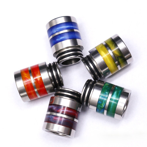 810 Stainless Drip Tip