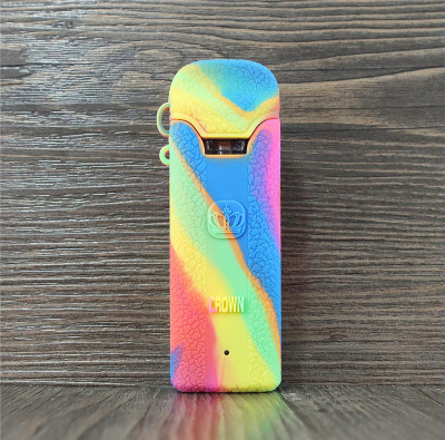 Premium Silicone Cover for Uwell Crown Pod