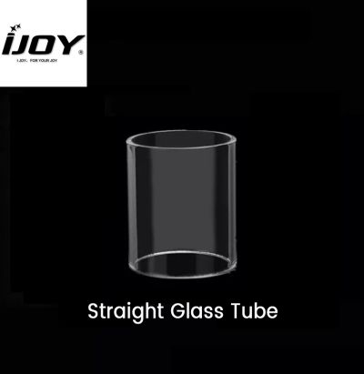 Ijoy Straight Glass Tube