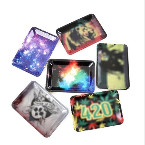 Metal Rolling Tray 180mm*125mm
