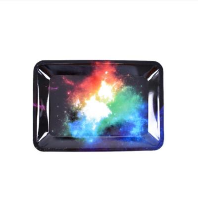 Metal Cigarette Rolling Tray 180mm*125mm
