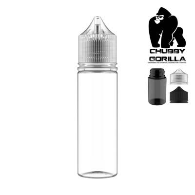 Authentic Chubby Gorilla Bottle 60ml 500pcs/Case