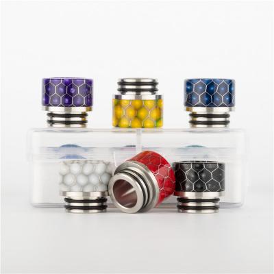 6 in 1 810 Drip Tips kit