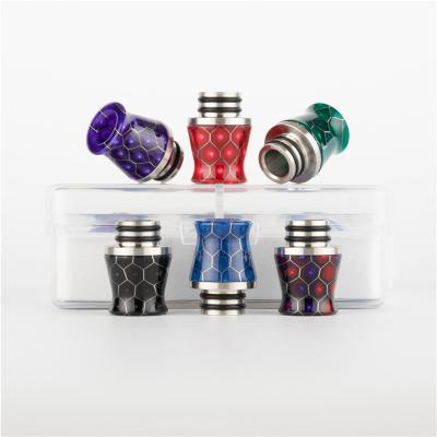 6 in1 510 Drip Tips kit