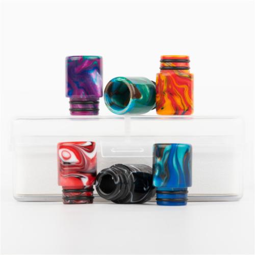 6 in 1 510 Drip Tips kit