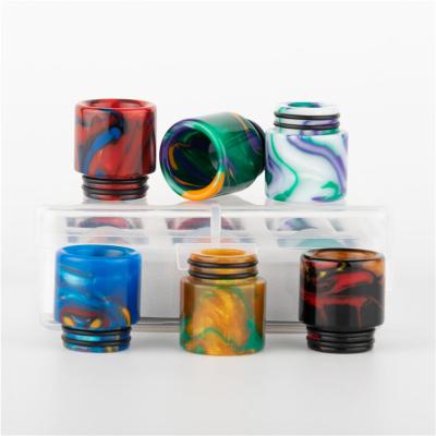 6 in1 810 Drip Tips kit