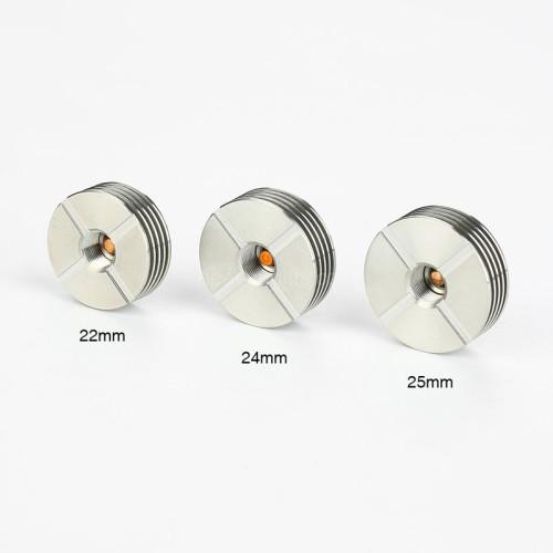 New 510 Finned Heat Sink Adapter 22mm/24mm/25mm