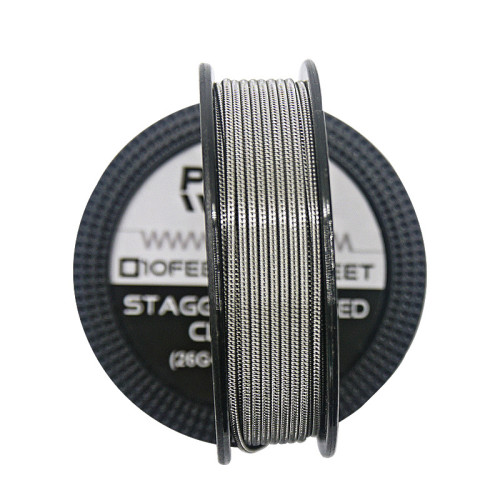 KA1 Staggered Fused Clapton Wire 15FT