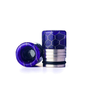 Premium 810 Anti-Spill Honeycomb Resin Drip Tips