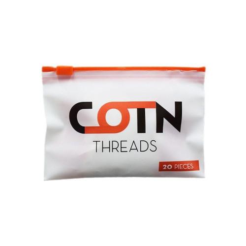 COTN Threads Prebuilt Cotton 20pcs