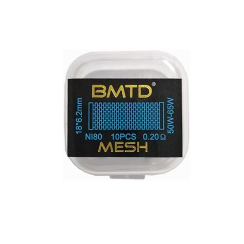 New Pre-built Zeus X Mesh Wire 10pcs