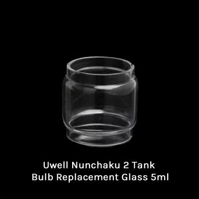 Uwell Nunchaku 2 Tank Bulb Replacement Glass 5ml