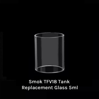 Smok TFV18 Tank Replacement Glass 5ml