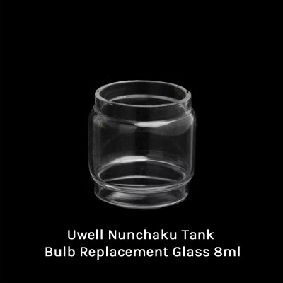 Uwell Nunchaku Tank Bulb Replacement Glass 8ml