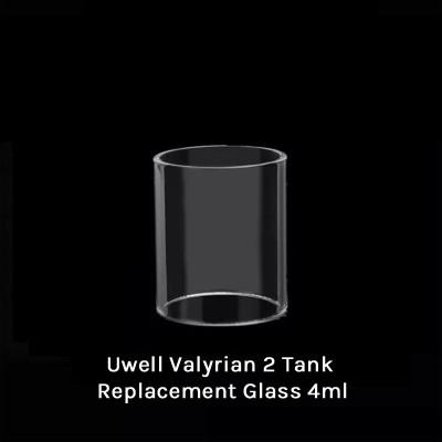Uwell Valyrian 2 II Tank Replacement Glass 4ml
