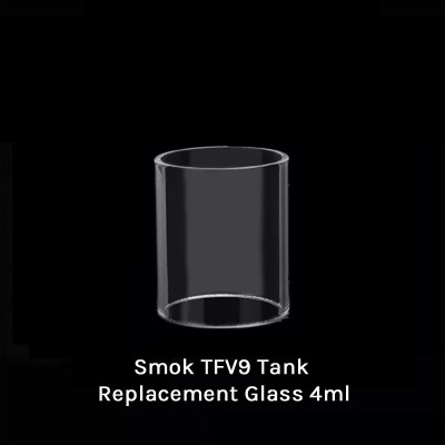 Smok TFV9 Tank Replacement Glass 4ml