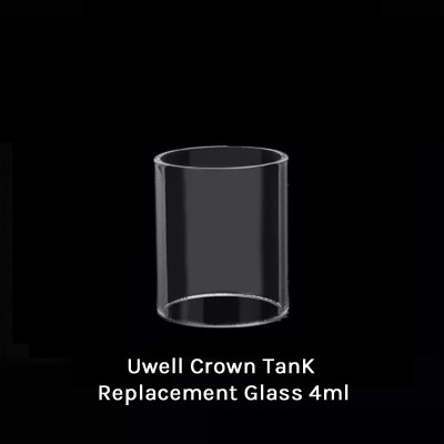 Uwell Crown TanK Replacement Glass 4ml