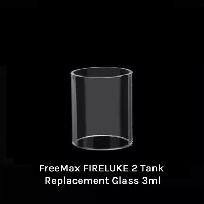 FreeMax FIRELUKE 2 Tank Replacement Glass 3ml