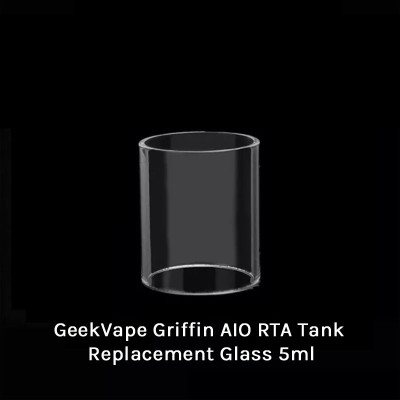 GeekVape Griffin AIO RTA Tank Replacement Glass 5ml
